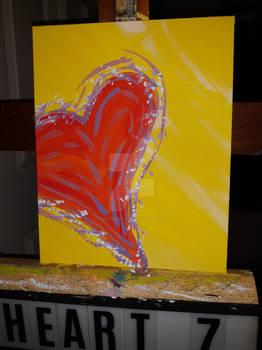 Bonus Painting 11 12 2020 Heart 7