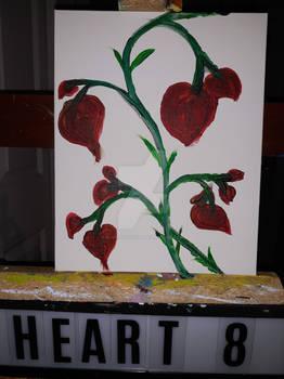 Bonus Painting 11 21 2020 Heart 8