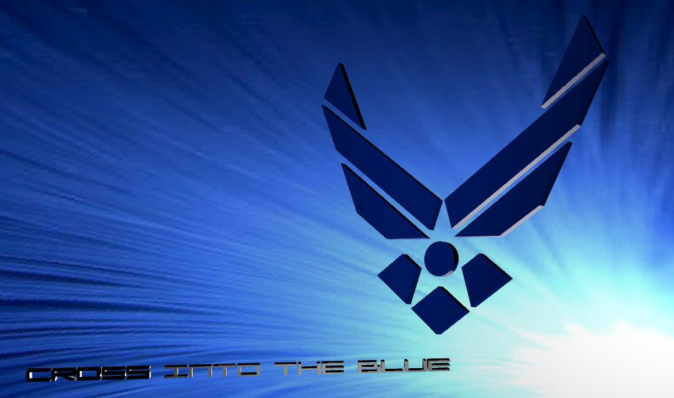 Us Air Force Logo Wallpaper Air force logo by