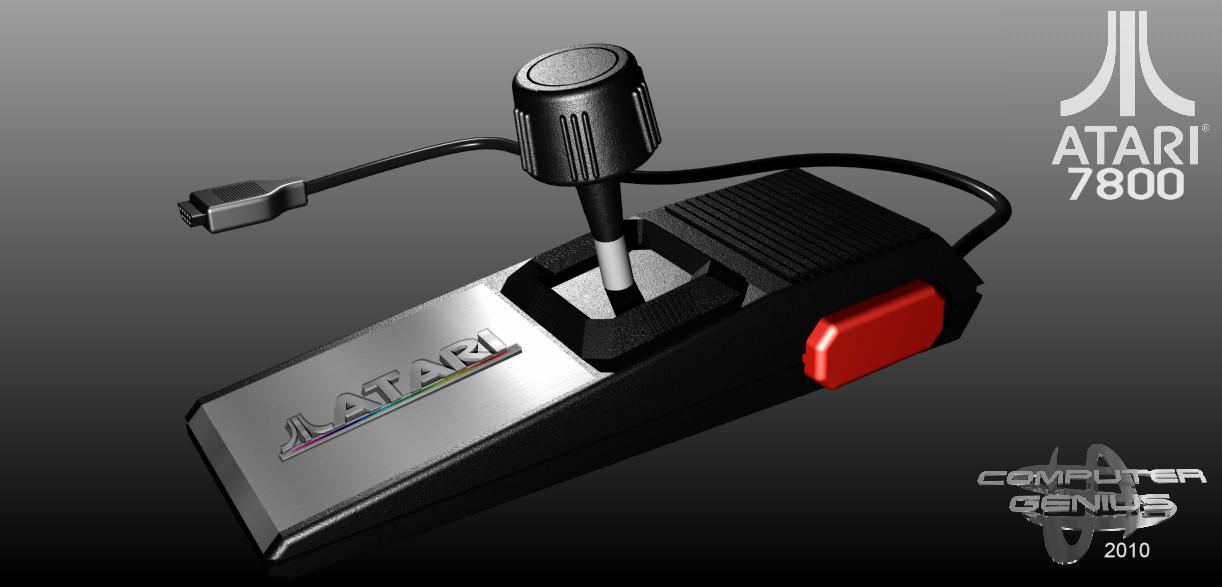ATARI 7800 ProSystem by ComputerGenius on DeviantArt