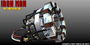 Mk. 1 Arc Reactor by ComputerGenius
