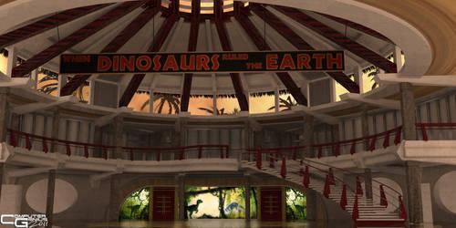 Visitor Center Interior Update by ComputerGenius