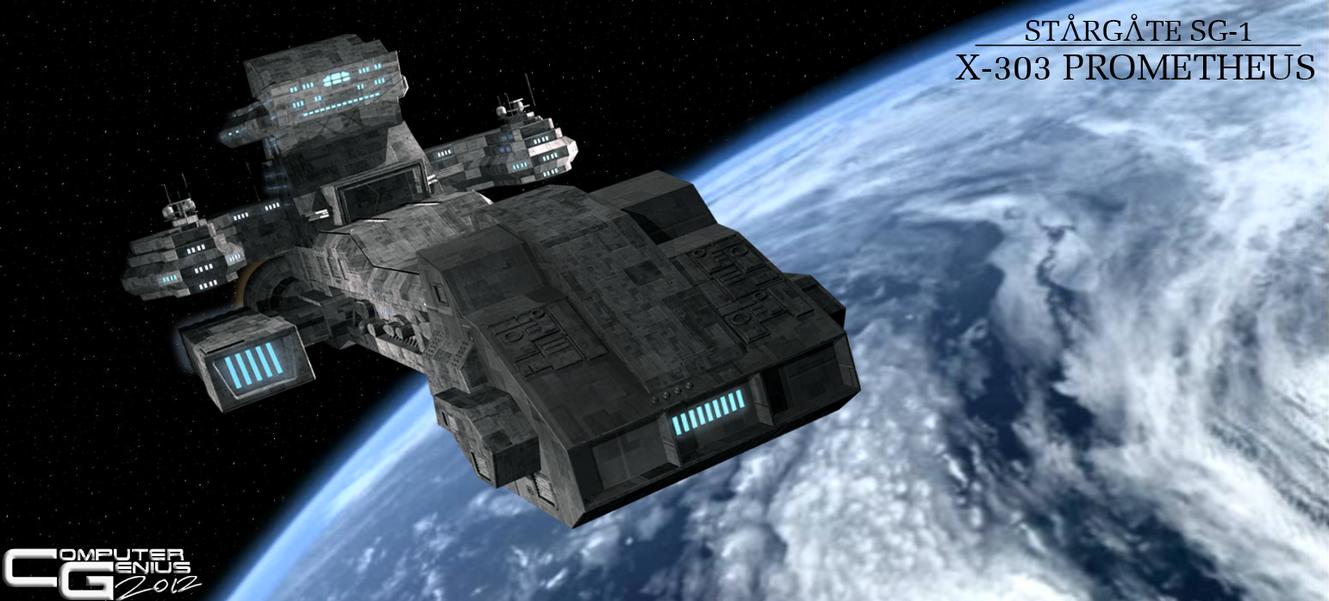 prometheus spacecraft stargate - photo #22