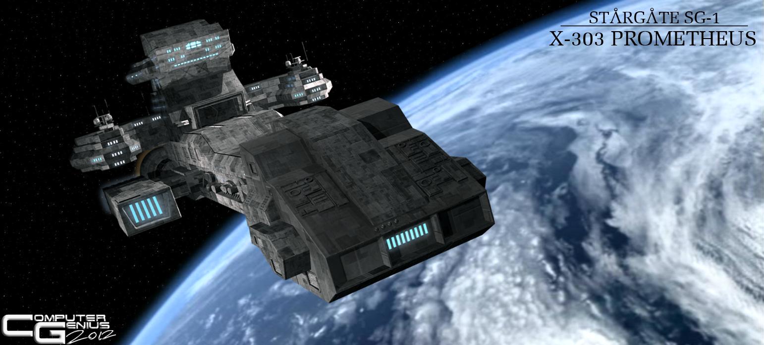 prometheus spacecraft stargate - photo #32