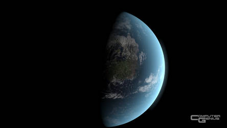 Planet by ComputerGenius