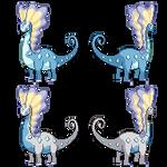 Aurorus (+Shiny)