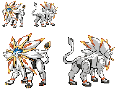 Solgaleo QC (Wobblebuns Edit) by Falgaia