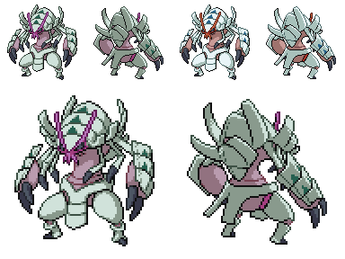 Golisopod (QC leParagon Edit) by Falgaia