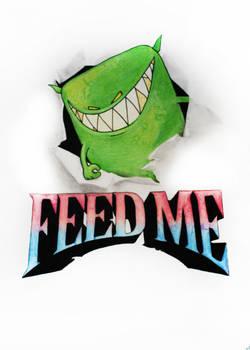 FEED ME/draw