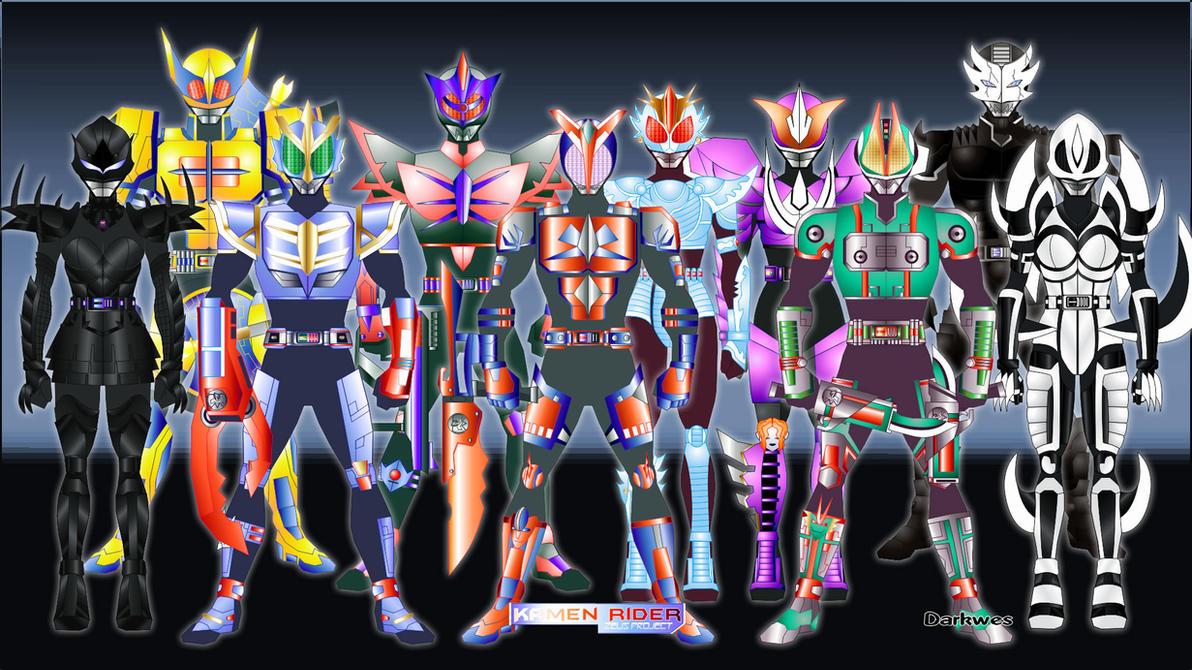 Kamen Rider Zeus - RPG by darkwes