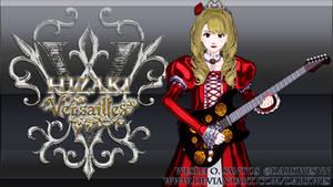 Hizaki from Versailles fanart
