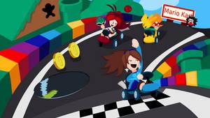 Super Ju Kart by WildBlueFantasy