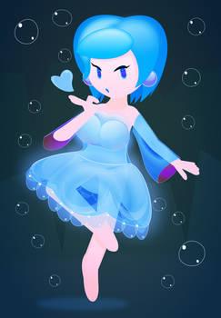 Jellyfish Dress (Bun)