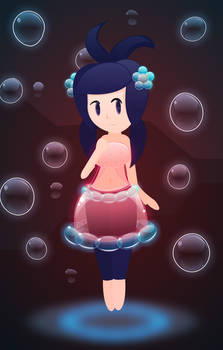 Jellyfish Dress (Daisy)