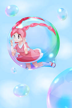 Bubble Squiggle