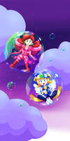 Bubble Bubble Whisk Us Away~! (alternate version)