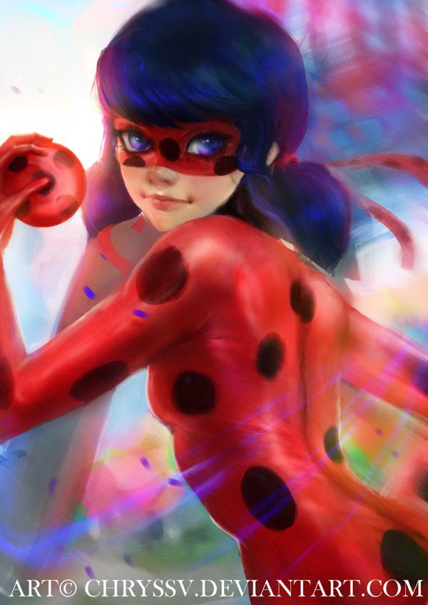 Ladybug (2) by chryssv