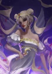 Princess Serenity by chryssv