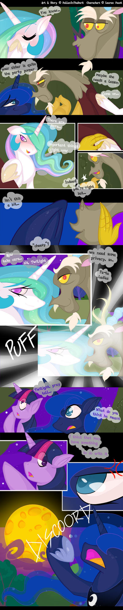 Twists and Turns - Part 8 by FallenInTheDark