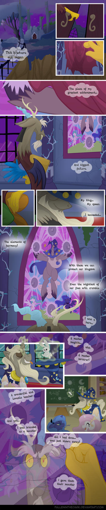 Twists and Turns - Part 10 by FallenInTheDark