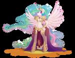 Behold the Sun Goddess