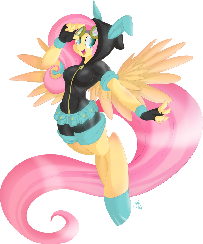 Ready for Mission! by FallenInTheDark
