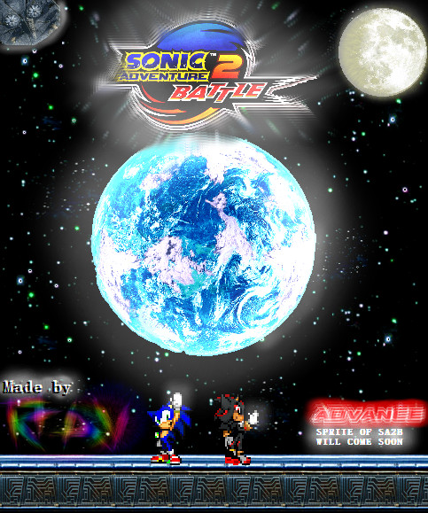Sonic Adventure 2 Battle page by RavTheHedgehog