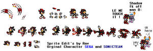 A little sprite of shadow