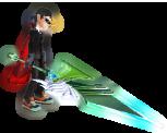 My avatar for forums by RavTheHedgehog