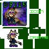 .:AT:. Darkflow215 Icon + Sprite by RavTheHedgehog