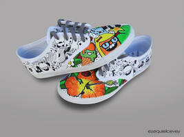 Custom shoes - colores