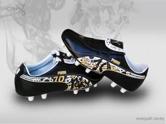 Custom shoes - Soccer