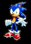 Sonic Classic ... almost.