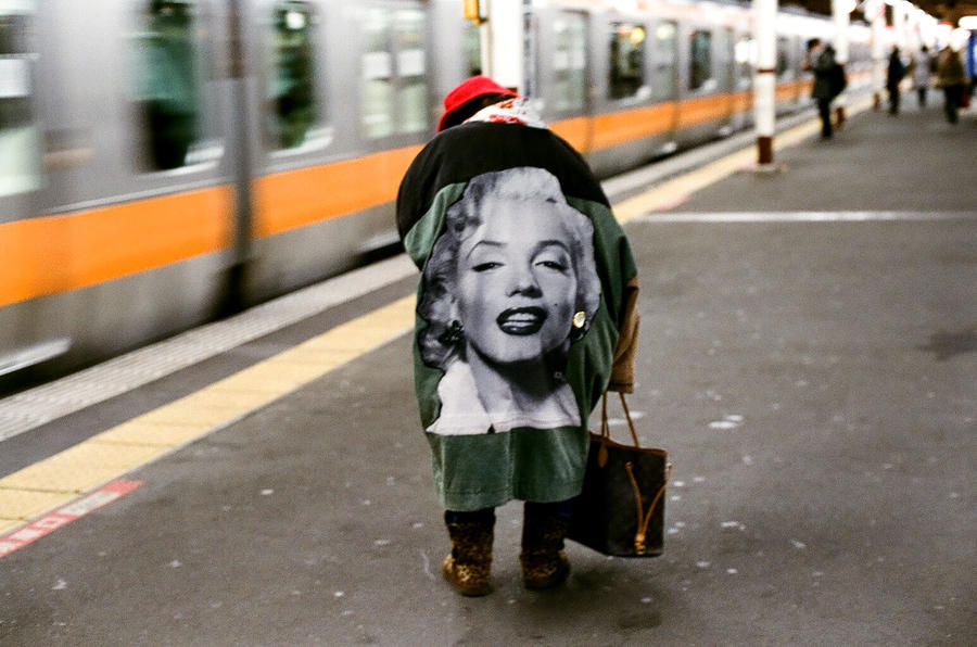 Marilyn! by taujp