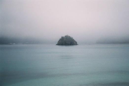 The Bonin Islands of Rainy Season