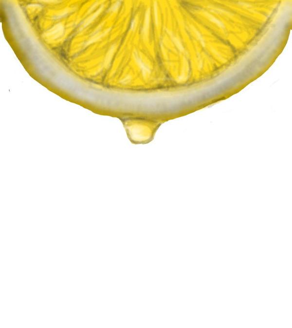 Juicy Lemon by H0wlingSheWolf