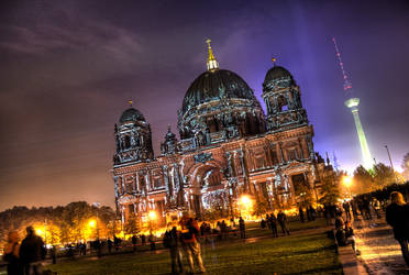 Berliner Dom FoL by c-berlin