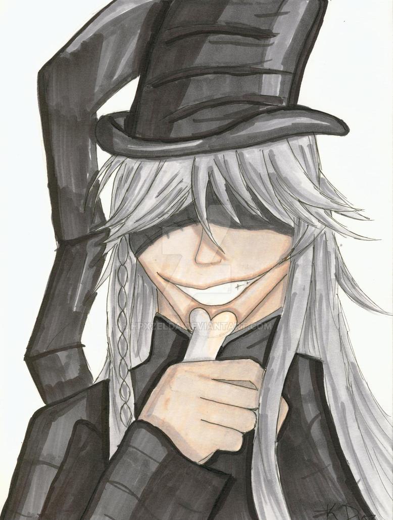 The Undertaker by HPxZelda