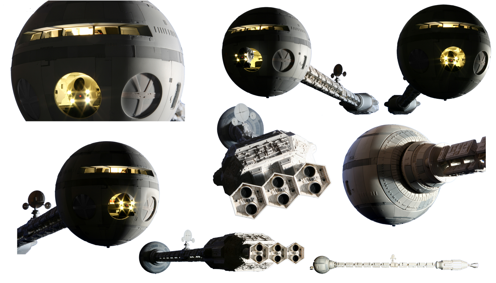 discovery spacecraft from 2001-#20