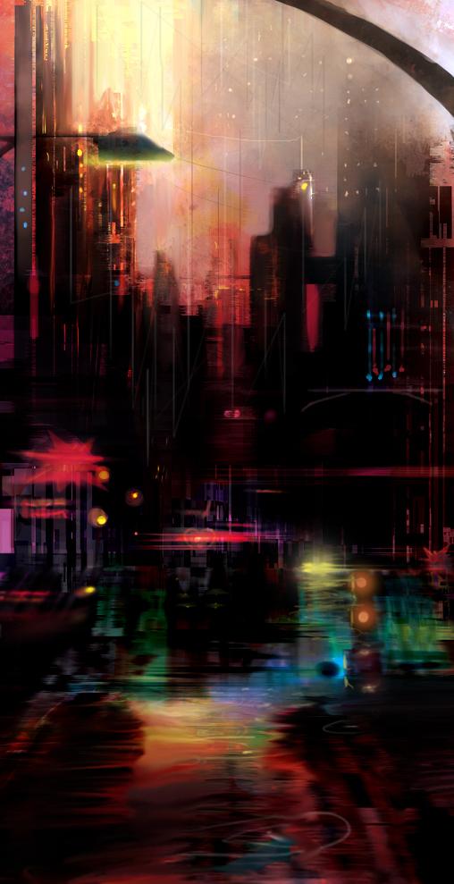Rain City Best Wallpaper