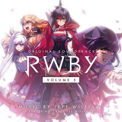 RWBY Vol 5 OST by Shadows-Twilight