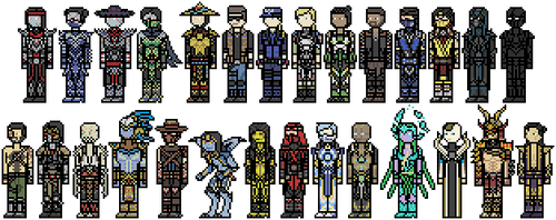 Mortal Kombat 11 by Shadows-Twilight