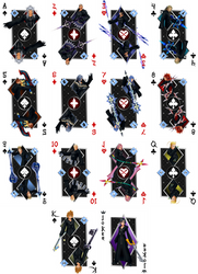 Luxord's Cards Redux
