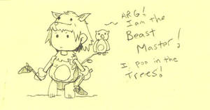 The happy Beast Master