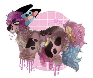 i need to stay high all the time (tw:gore) by fluffideer