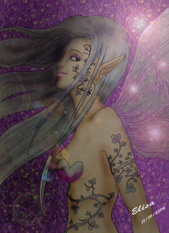 Fairy by Elisa-Erian