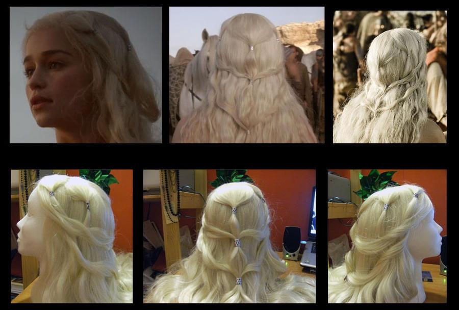 Daenerys Wig By Elisa Erian On Deviantart