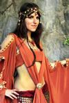 Ellaria Sand cosplay - second version