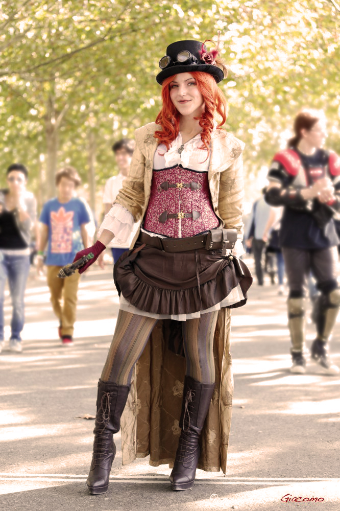 Steampunk Style 2 By Elisa Erian On Deviantart