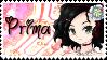 Vocaloid Prima Stamp by Nanaiko